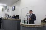 Reitor faz pronunciamento na Câmara Municipal em homenagem aos 45...
